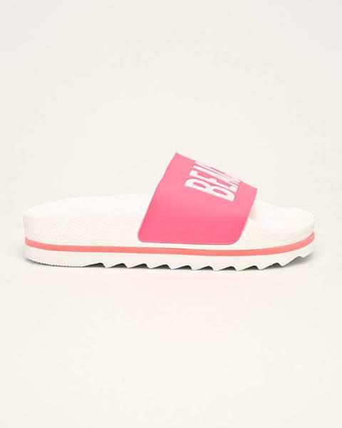 Růžové boty TheWhiteBrand