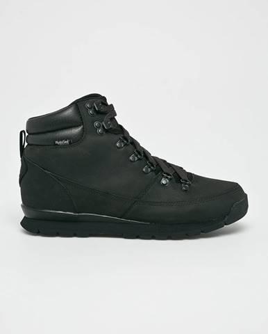 Černé boty The North Face