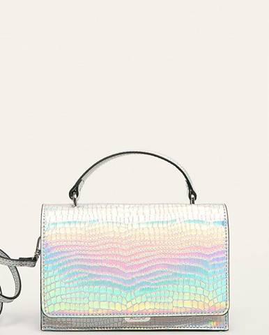 Stříbrná kabelka aldo