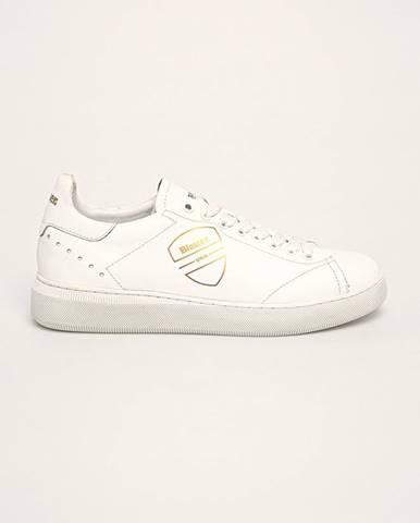 Bílé boty Blauer