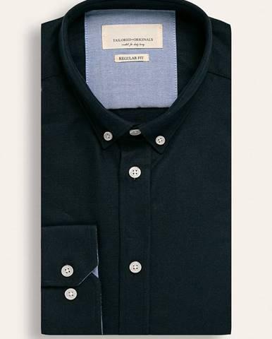 Modrá košile Tailored & Originals