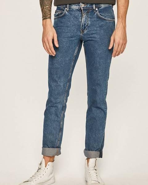 Modré kalhoty tom tailor denim