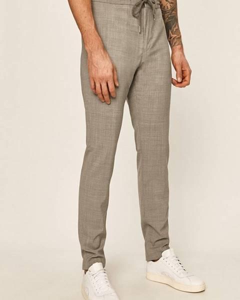 Šedé kalhoty Tommy Hilfiger Tailored