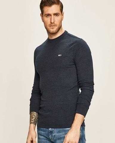 Modré tričko Tommy Jeans