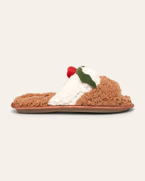 Hnědé boty Truffle Collection