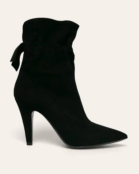 Černé boty TWINSET