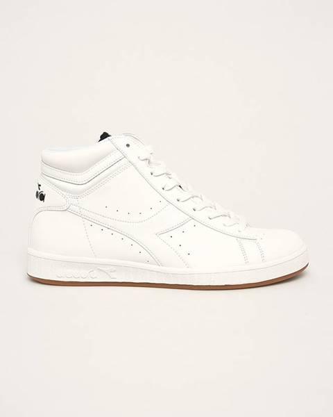 Bílé boty Diadora