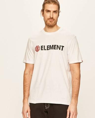 Bílé tričko Element