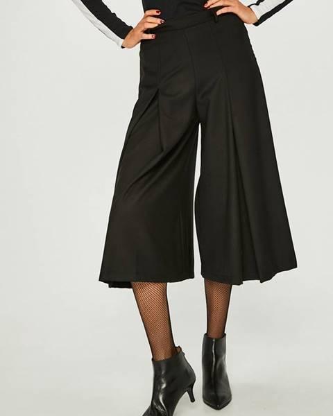 Černé kalhoty ANSWEAR