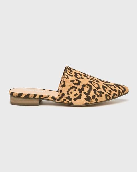 Vícebarevné boty ANSWEAR