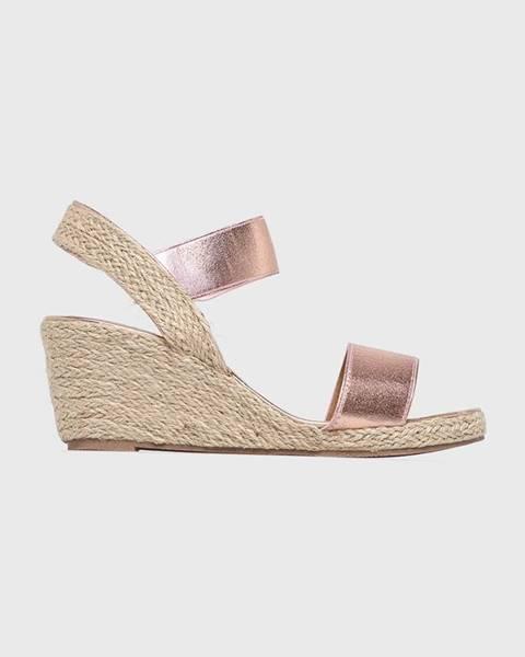Zlaté boty ANSWEAR