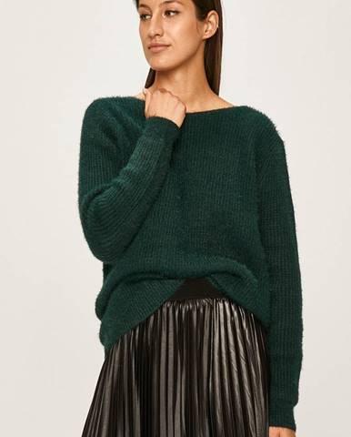 Zelený svetr ANSWEAR