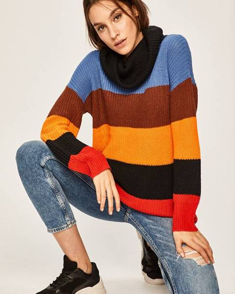 Vícebarevný svetr ANSWEAR