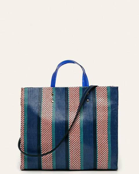 Modrá kabelka ANSWEAR