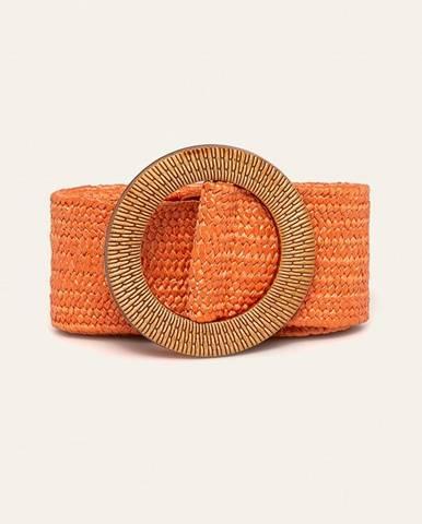 Oranžový pásek ANSWEAR