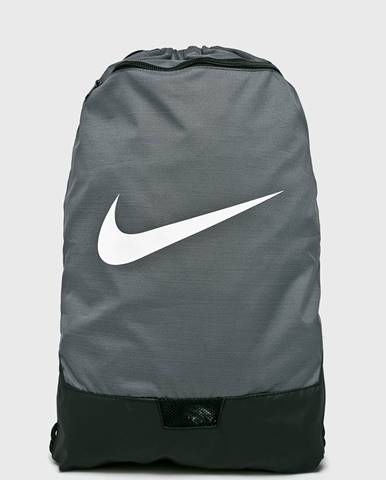 Šedý batoh nike
