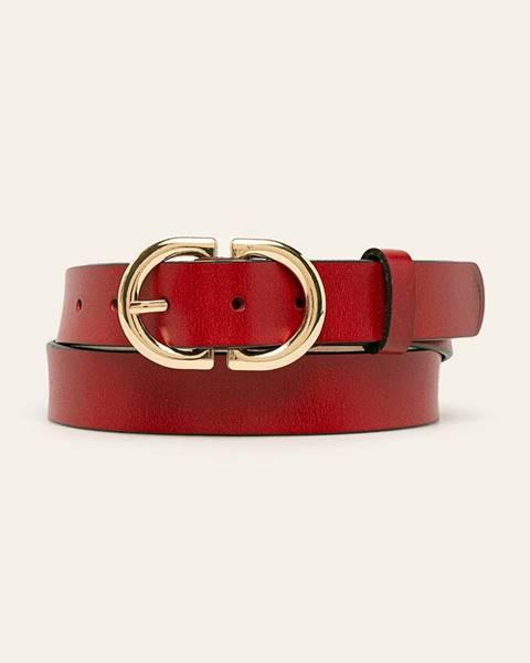 Červený pásek ANSWEAR