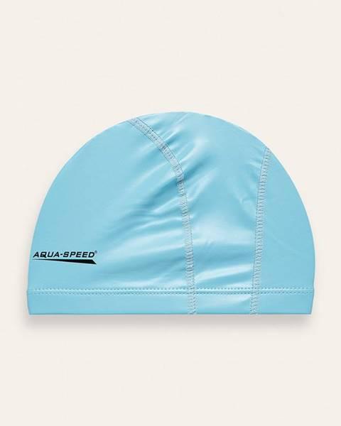 Modrá čepice Aqua Speed