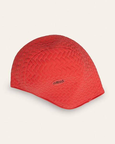 Červená čepice Aqua Speed