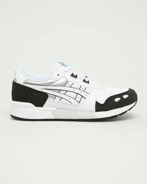 Bílé boty Asics Tiger