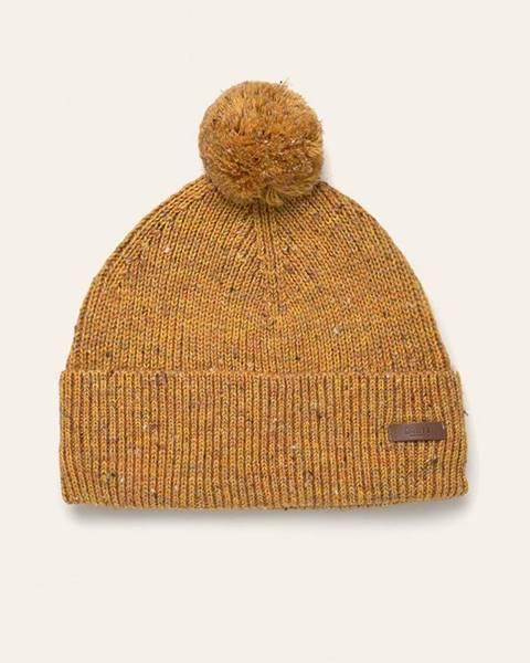 Žlutá čepice Barts