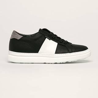 Badura - Kožené boty