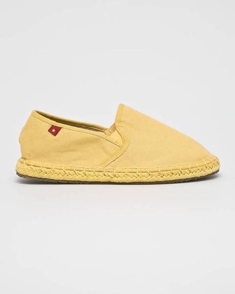 Žluté boty Big Star