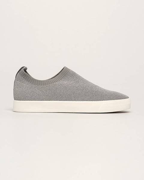 Stříbrné boty Caprice