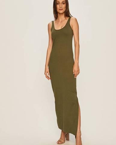 Zelené šaty Brave Soul