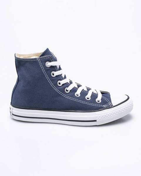 Modré boty converse