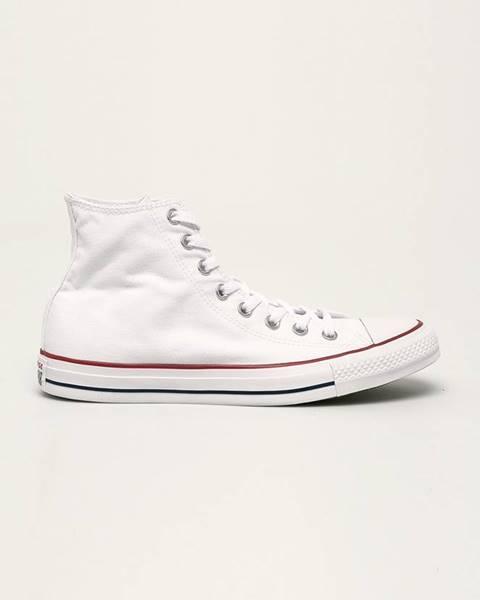 Bílé boty converse