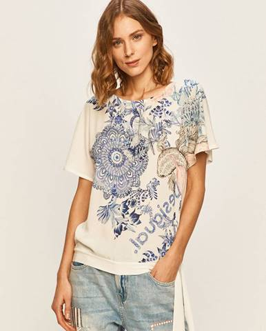 Topy, trička, tílka desigual