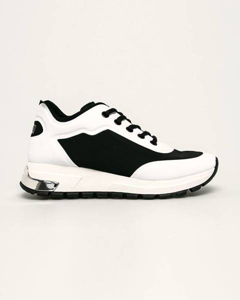 Bílé boty dkny