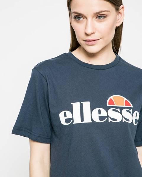 Modrý top Ellesse