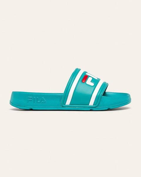 Tyrkysové boty fila