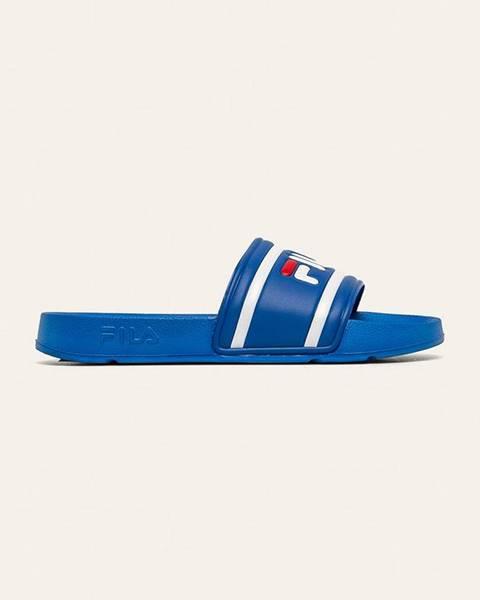 Modré boty fila