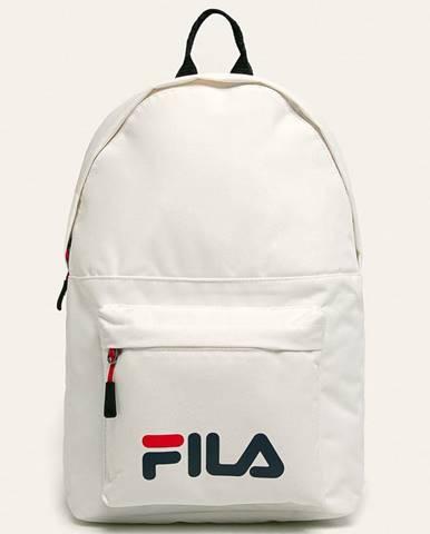 Bílý batoh fila