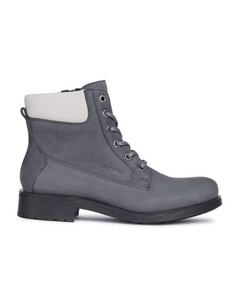 Šedé boty geox