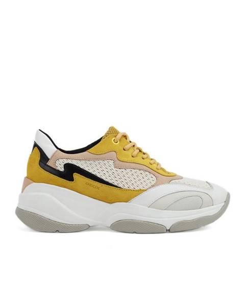 Žluté boty geox