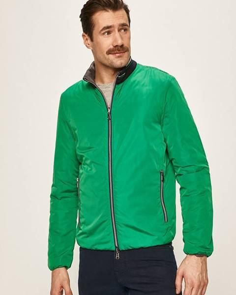 Zelená bunda geox