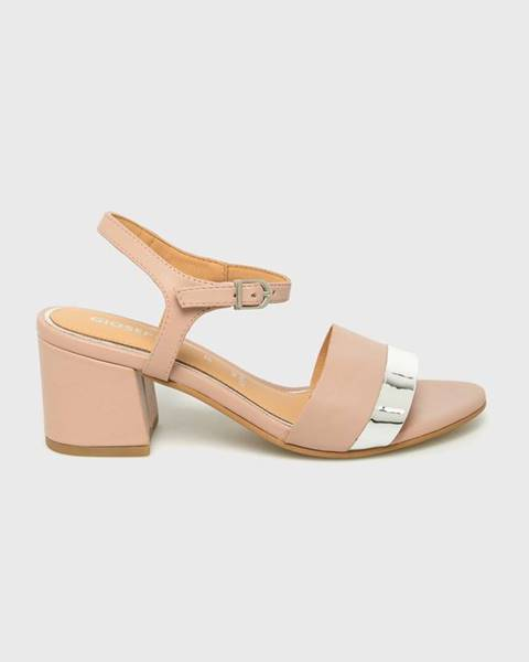 Růžové boty Gioseppo
