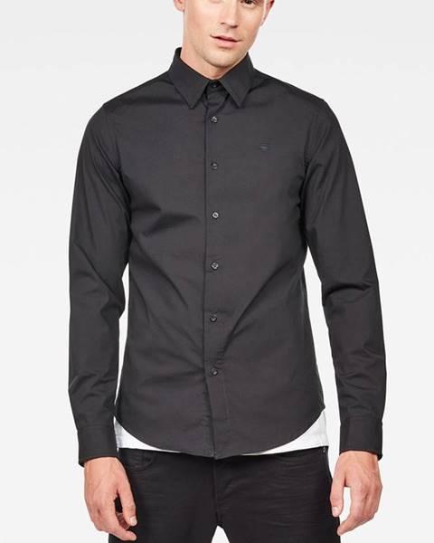Černá košile G-Star RAW