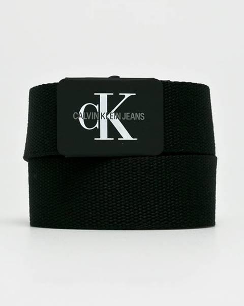 Černý pásek calvin klein jeans