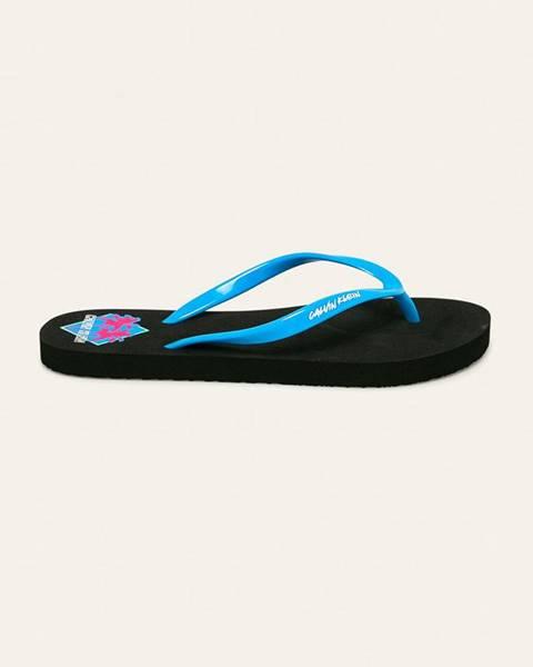 Černé boty calvin klein underwear