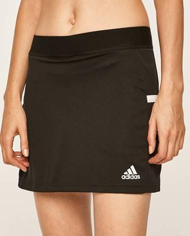 Černá sukně adidas performance