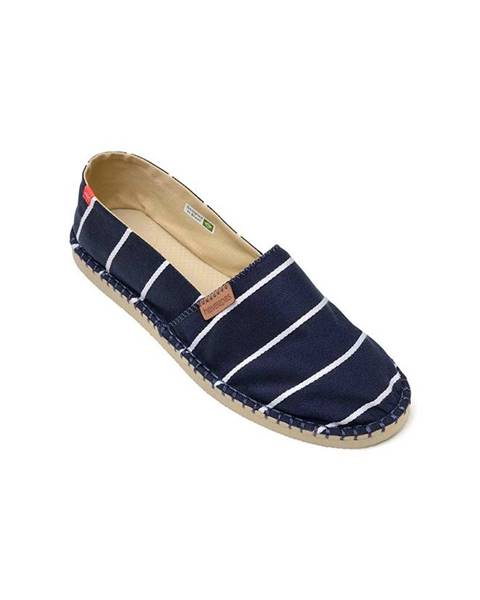 Modré boty havaianas