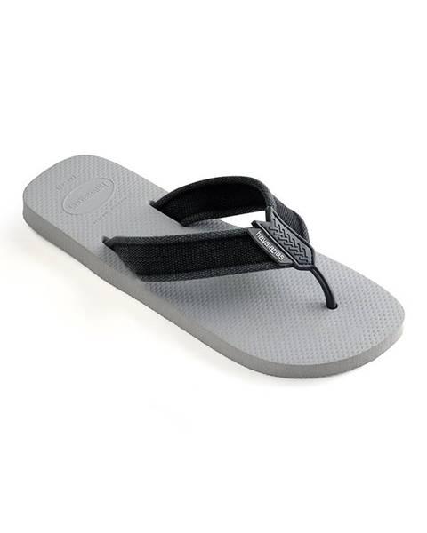 Šedé boty havaianas