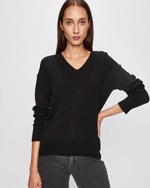 Černý svetr Guess Jeans