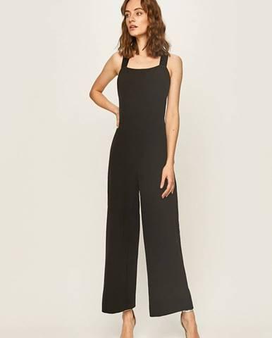 Černý overal Guess Jeans