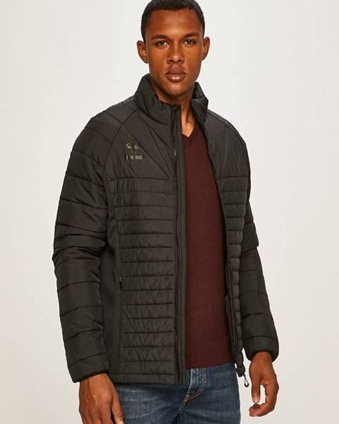 Černá bunda Hummel